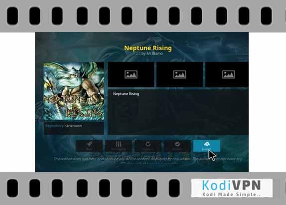 How To Install Neptune Rising kodi Addon - Movies