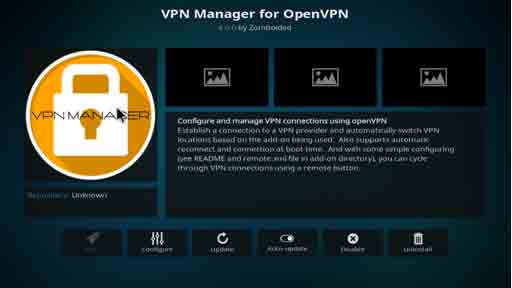 How to use kodi with vpn