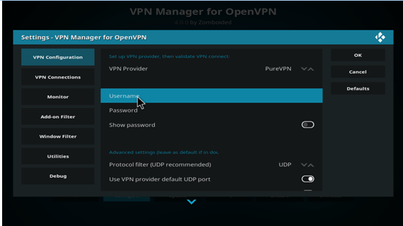 vpn manager for openvpn