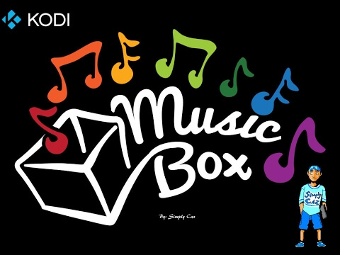 Music Box kodi addon