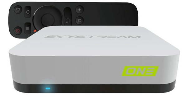 SkyStream One kodi box