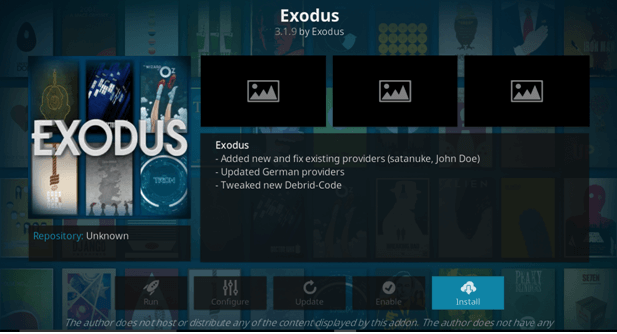 how to install exodus addon on kodi amazon fire stick