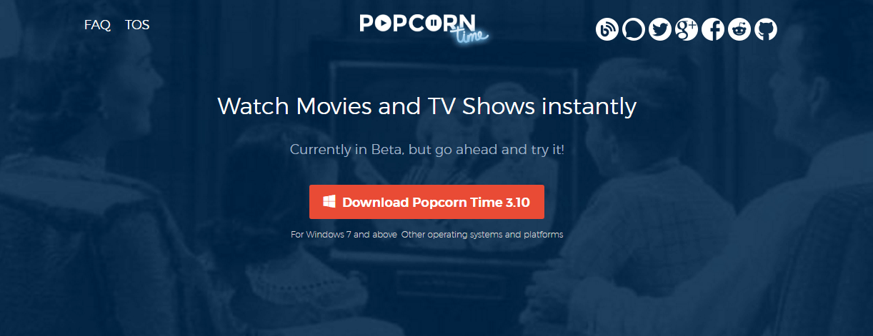 popcorn time is another extratorrent option