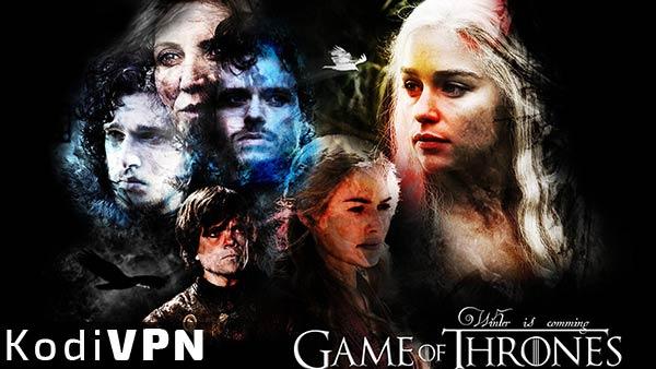 Best Kodi Game of Thrones Addons