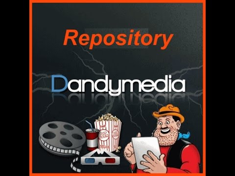 Dandy Media kodi repository