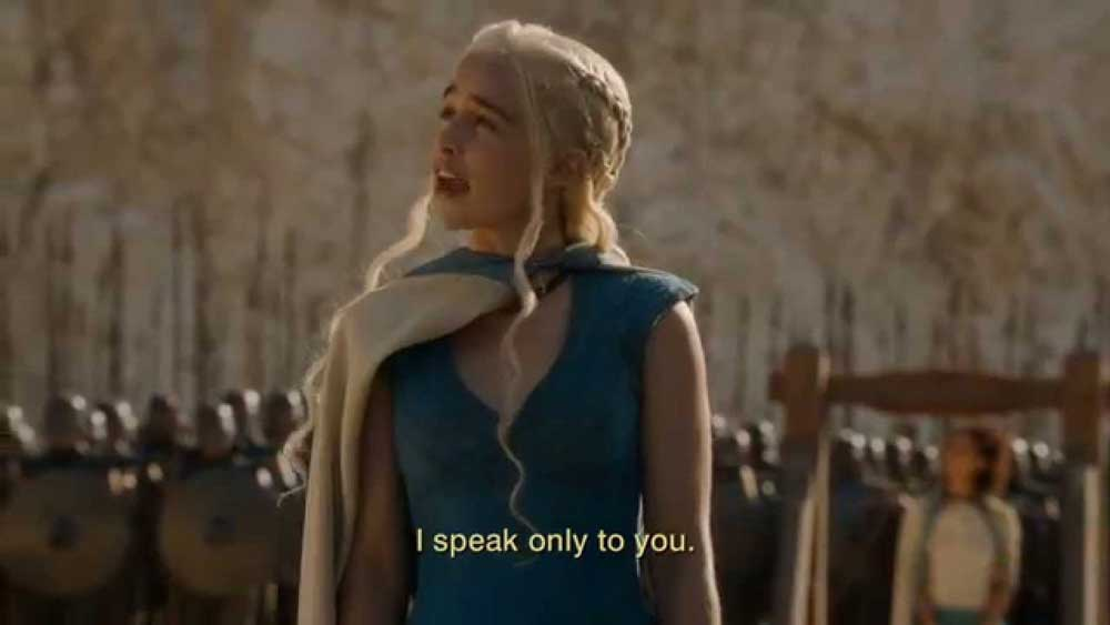 Kodi Game of Thrones Subtitles