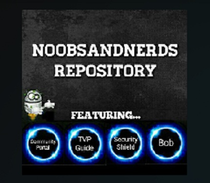 Noobs and Nerds kodi repository