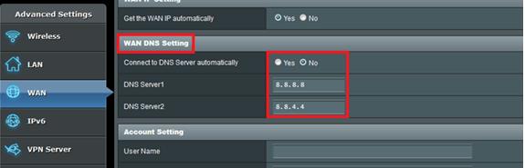 libreelec vpn advanced settings