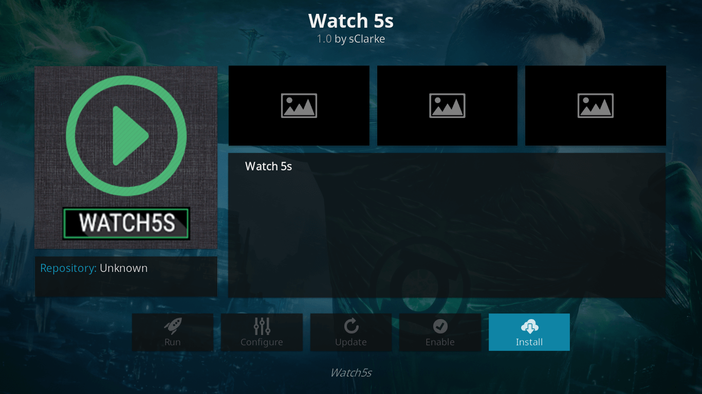 How to install watch5s on kodi krypton 176 and jarvis 16 how to install watch5s on jarvis version 16 biocorpaavc