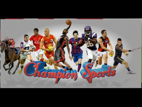 Champion Sports kodi addon