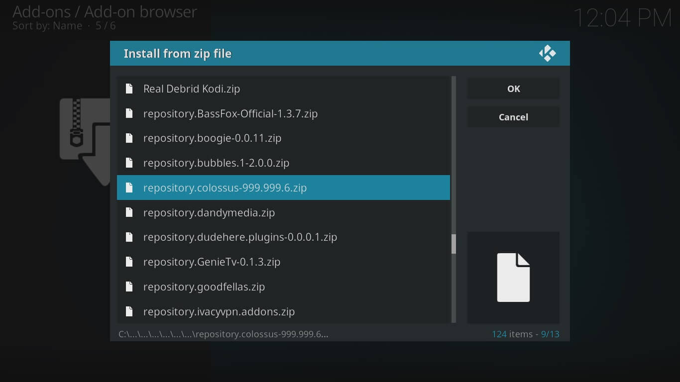 how to install covenant on kodi krypton version 17 or above