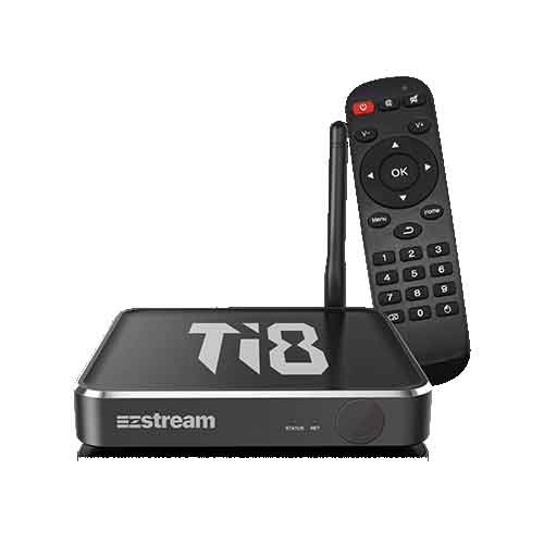 EZ Stream Ti8 kodi box