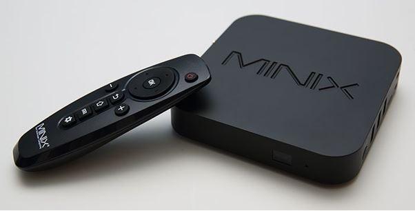 Minix Neo U9 kodi box