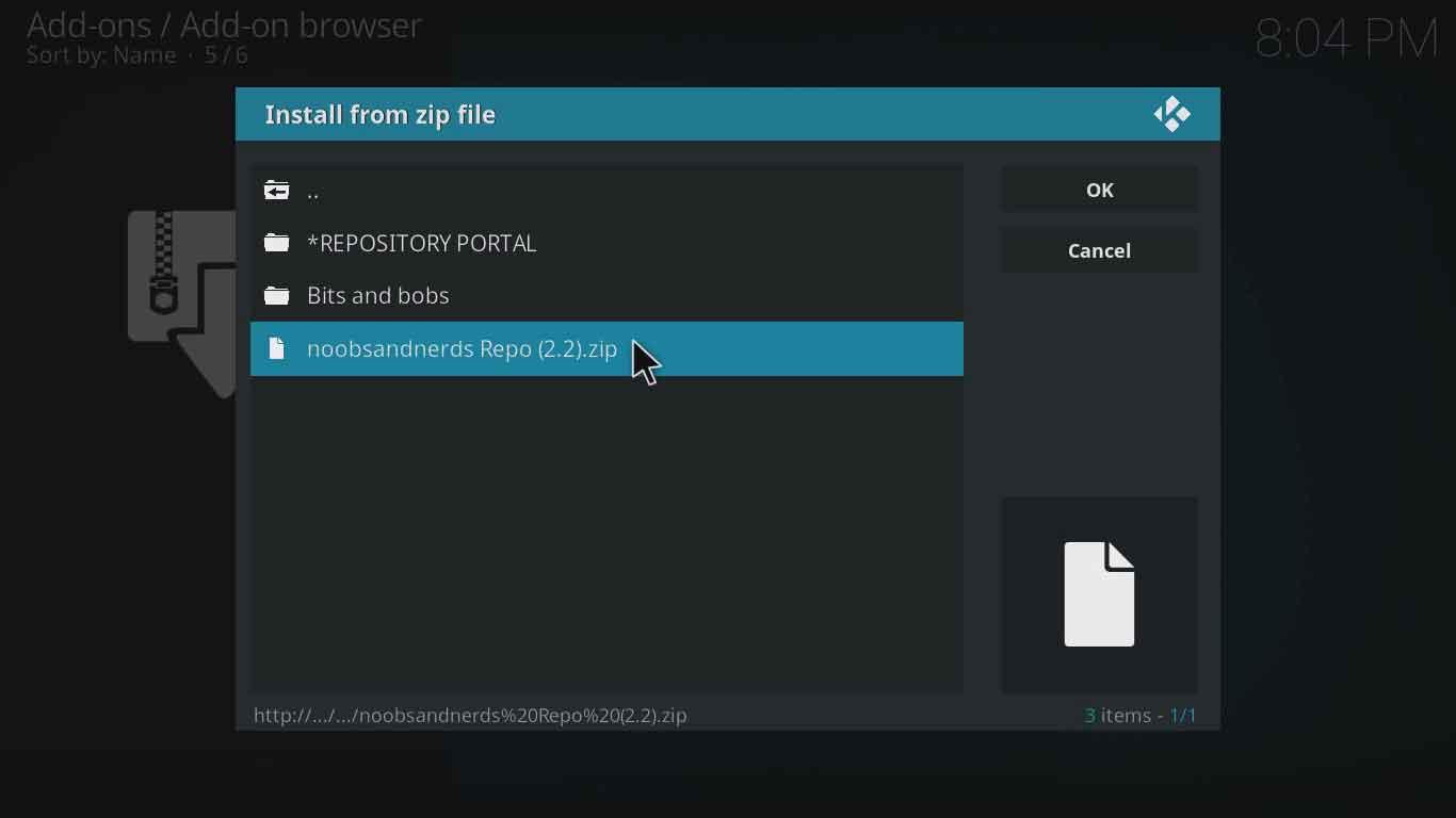 bobunrestricted unleashed on kodi settings