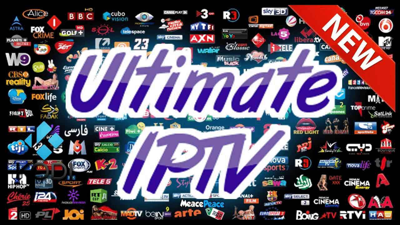 ultimate iptv geo restricted kodi addon