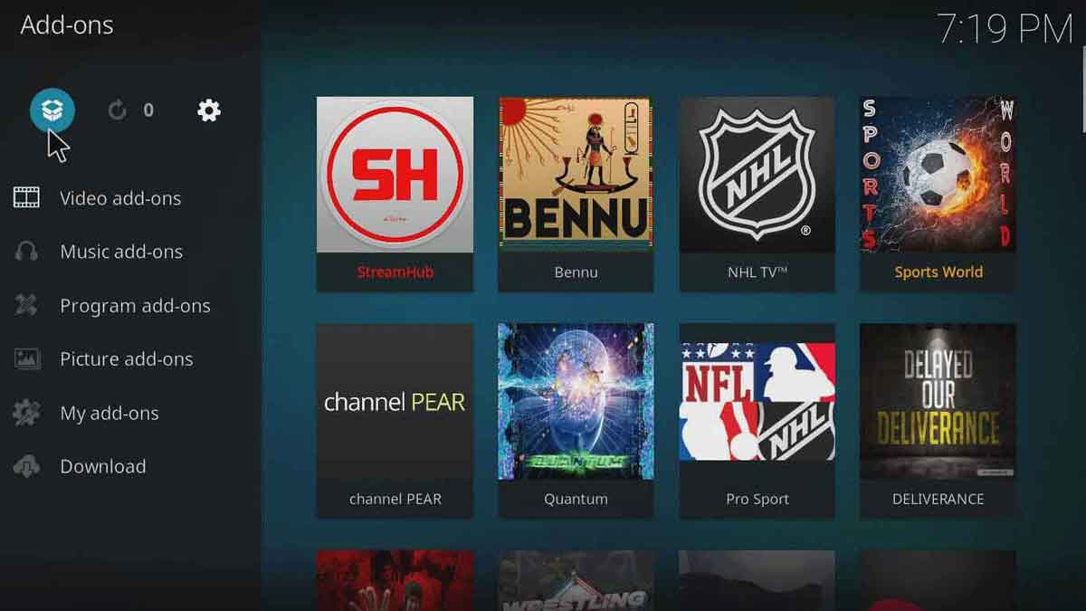 How to install spotify on kodi