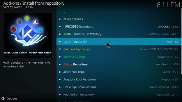 Poseidon repository