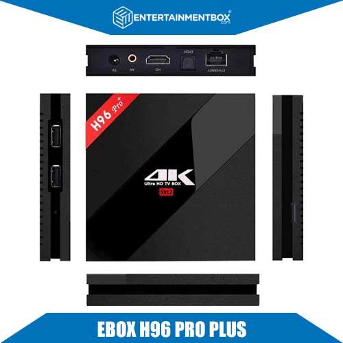 EBox H96 PRO plus