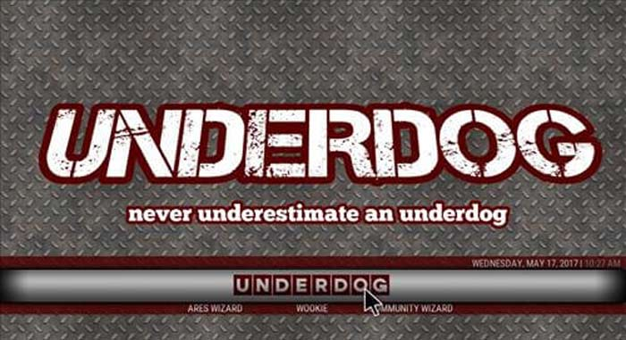 underdog kodi build