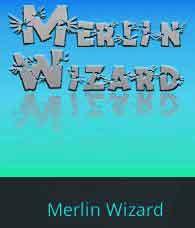 Merlin Wizard Kodi Maintenance Tool