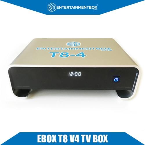 T8 V4 TV Box