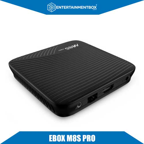 EBox M8s Pro