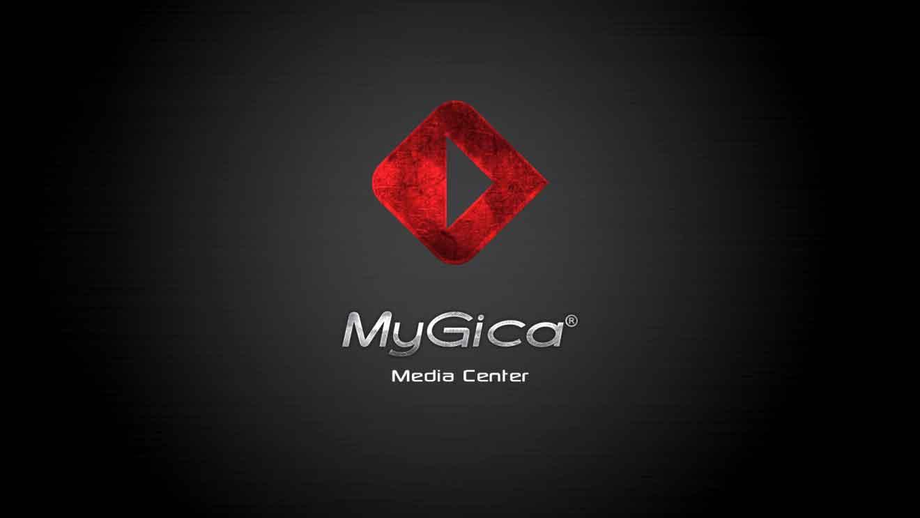 MyGica kodi fork