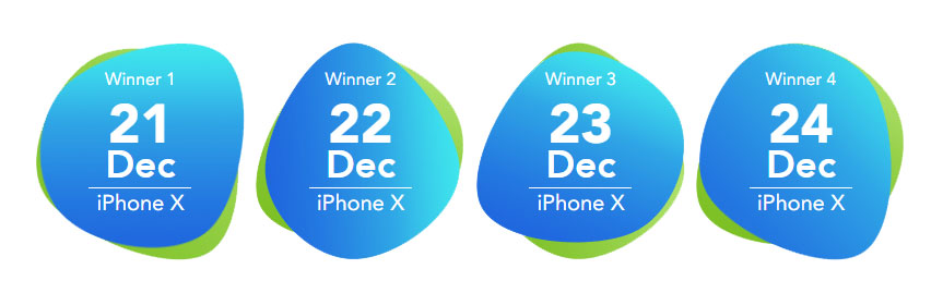 iphone-x and apple watch giveaway purevpn days