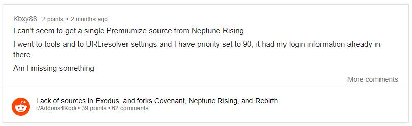 neptune rising kodi review