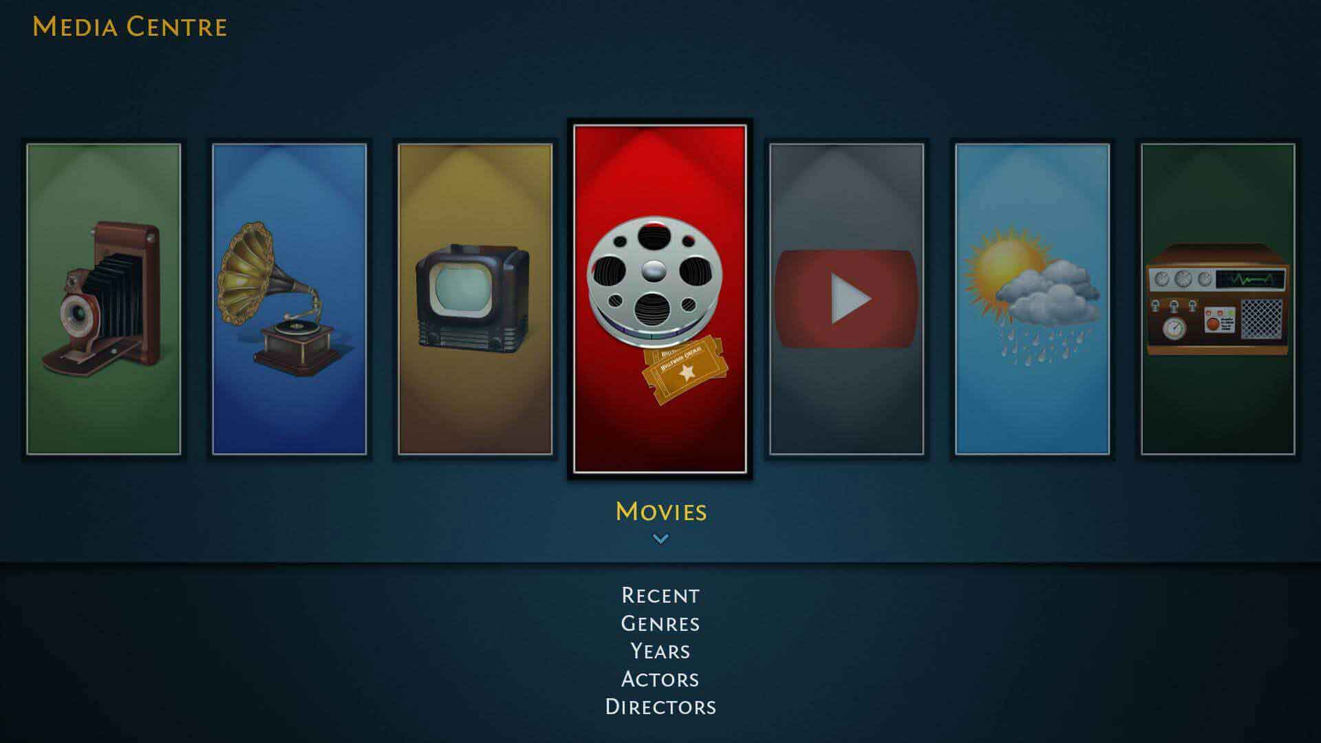 how to install xbox one kodi on jarvis version 16 or higher