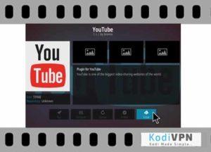 YouTube gaming kodi addon