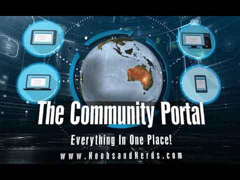 community portal kodi wizard