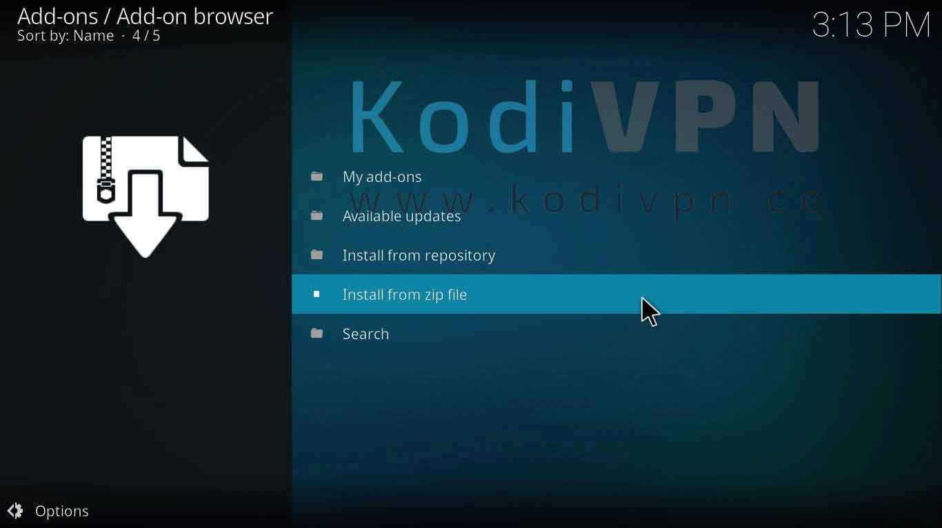 how to download exodus for from kodi 17