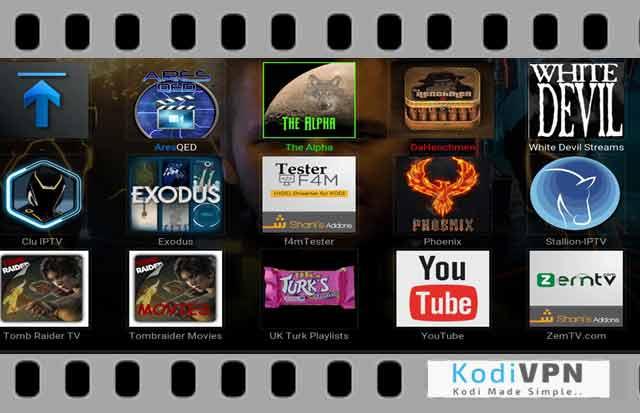 112 best kodi krypton addons