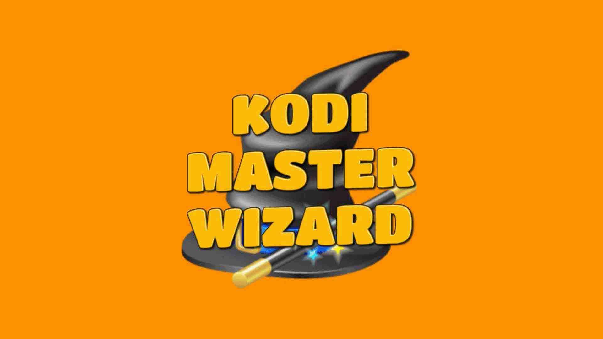 kodimaster kodi wizard