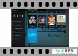 best kodi addons for health and fitness