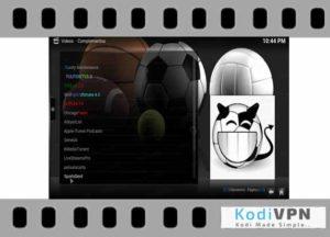 SportsDevil - Top Kodi Krypton Addon for Sports Fanatics