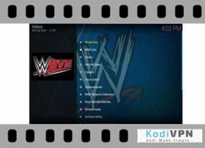 Best Kodi Wrestling Addons