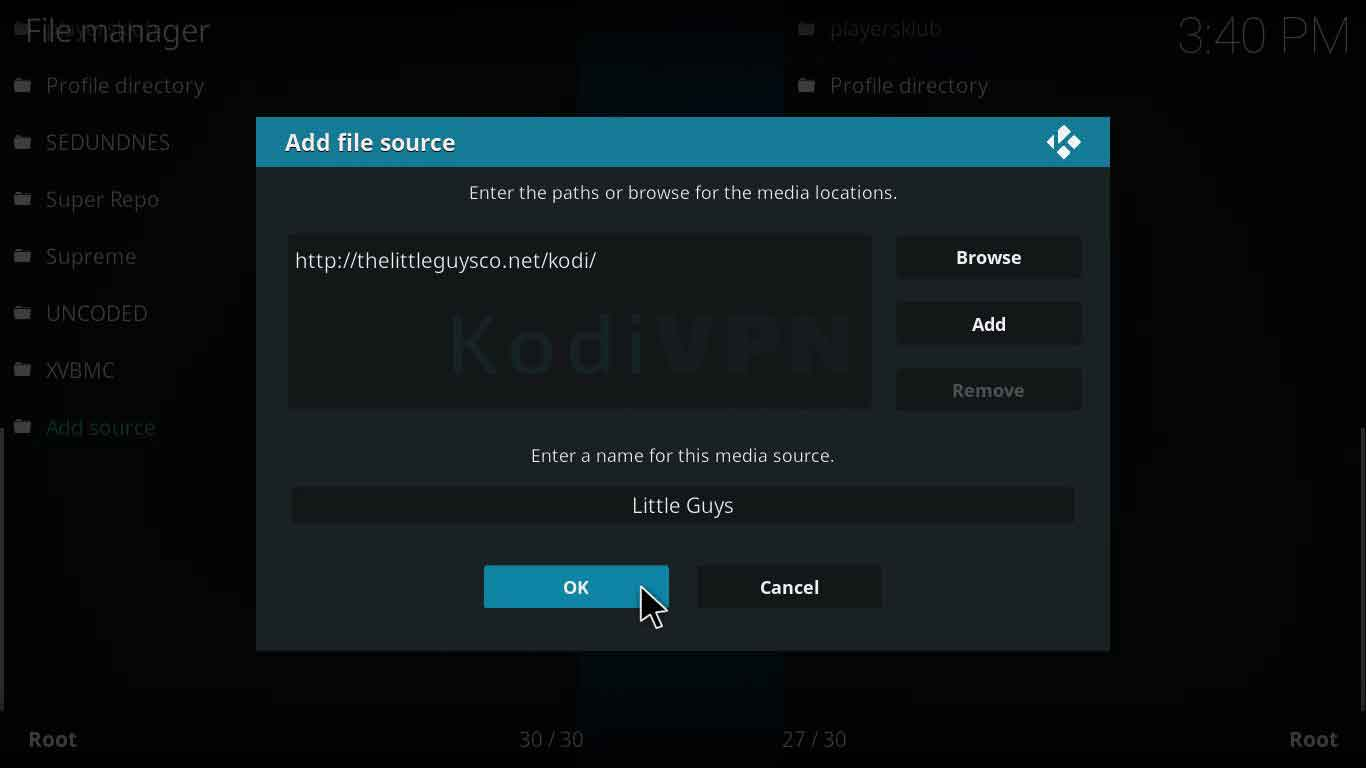 how to install nova build kodi on krypton version 17.6 or lower