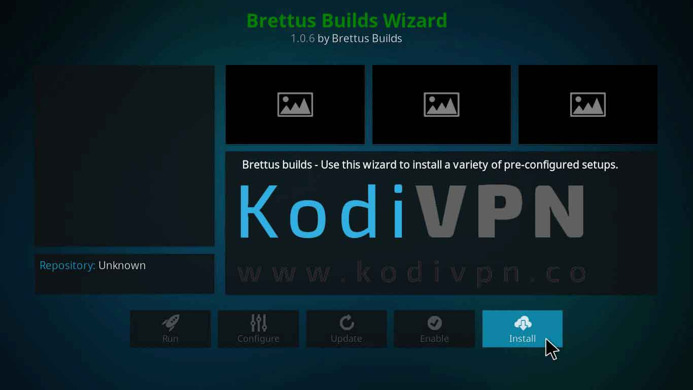 how to install brettus kodi on firestick