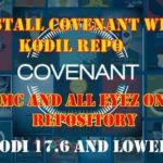 how to install covenant on kodi