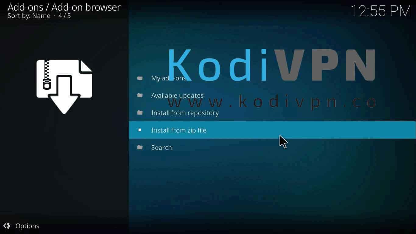 kodi netflix download