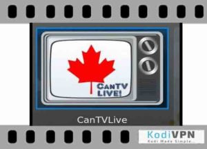 CanTV live kodi addon