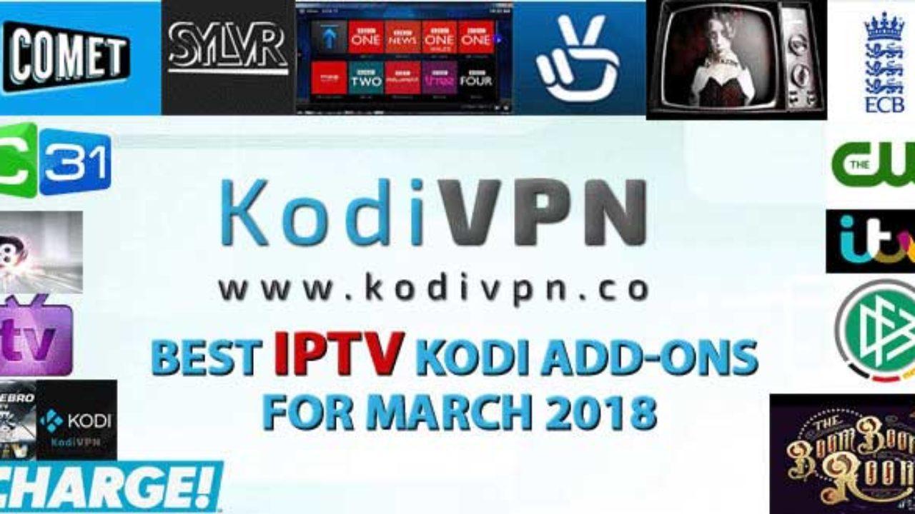IPTV Kodi 18 0 Version - 15 Best IPTV Kodi Leia, Krypton