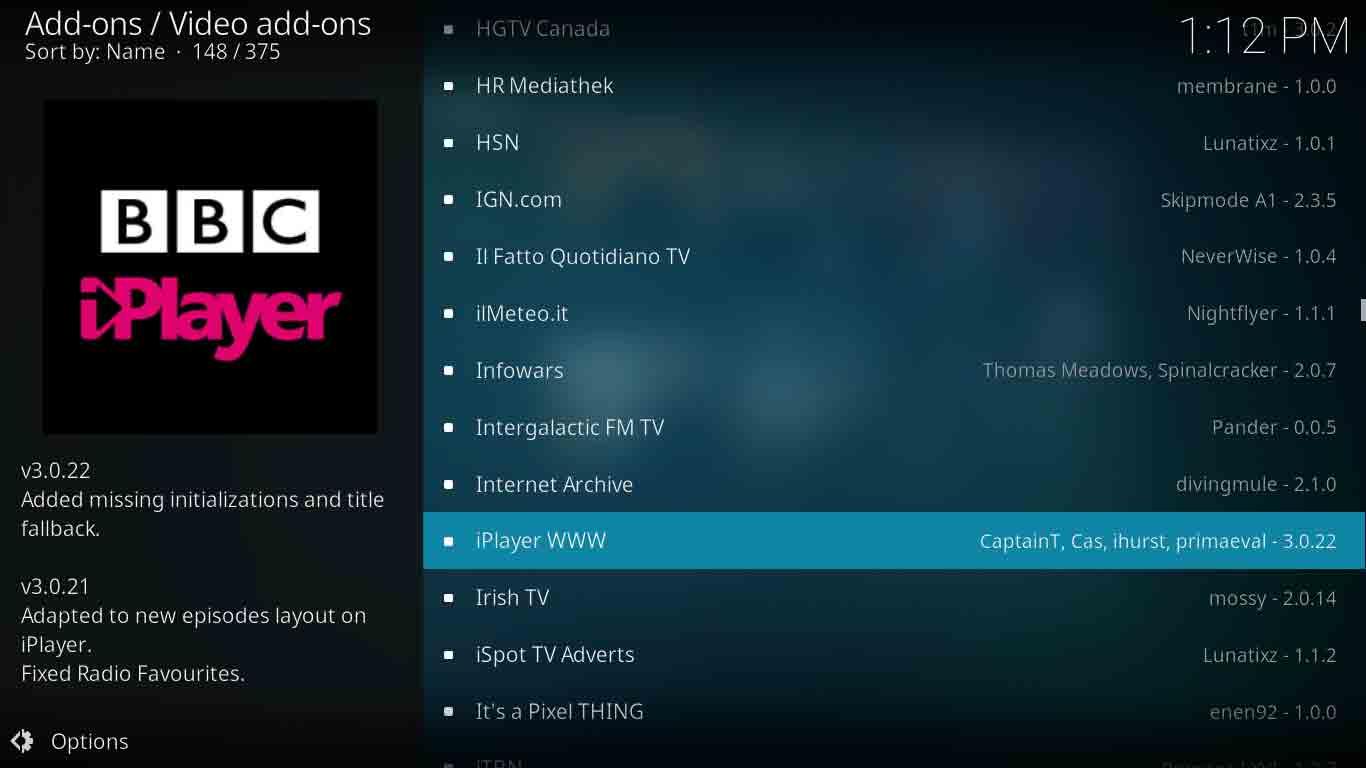 how to install bbc iplayer kodi on firestick