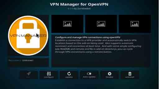 kodi-vpn-manager-setup