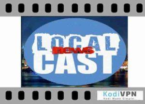 local newscast kodi addon