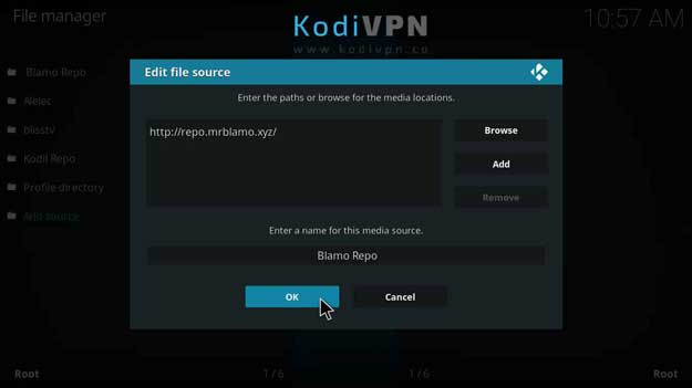 how to watch coachella on kodi krypton version 17.6 or lower