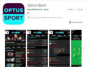 Optus FIFA World Cup 2018 package