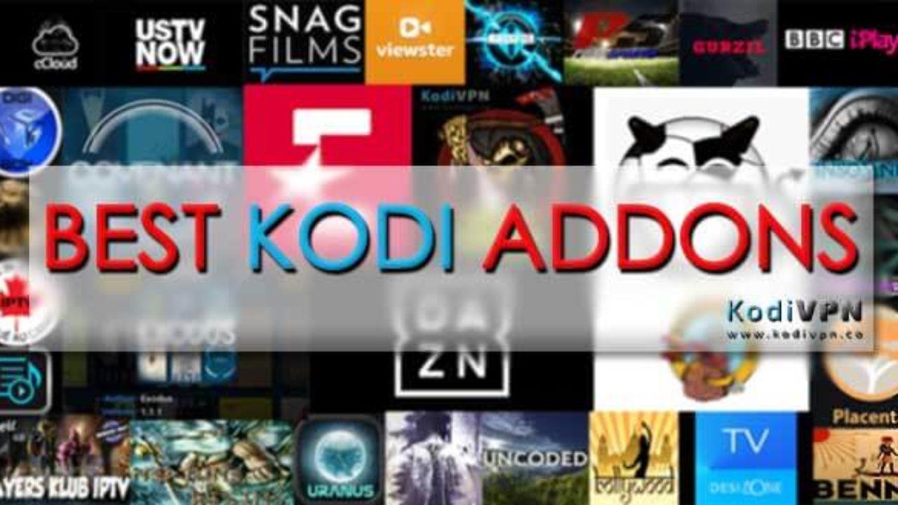 107 Kodi Addons for September 2019 - [100% Working]